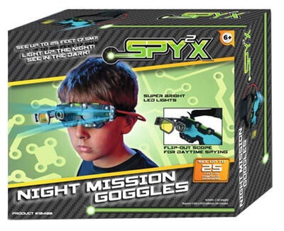 Spy2X Night Reaper Goggles