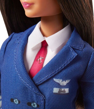 Barbie Careers Pilot Docka