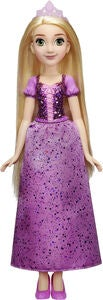 Disney Princess Royal Shimmer Docka Rapunzel