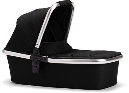 Beemoo Twin Travel+ 2019 Liggdel, Black