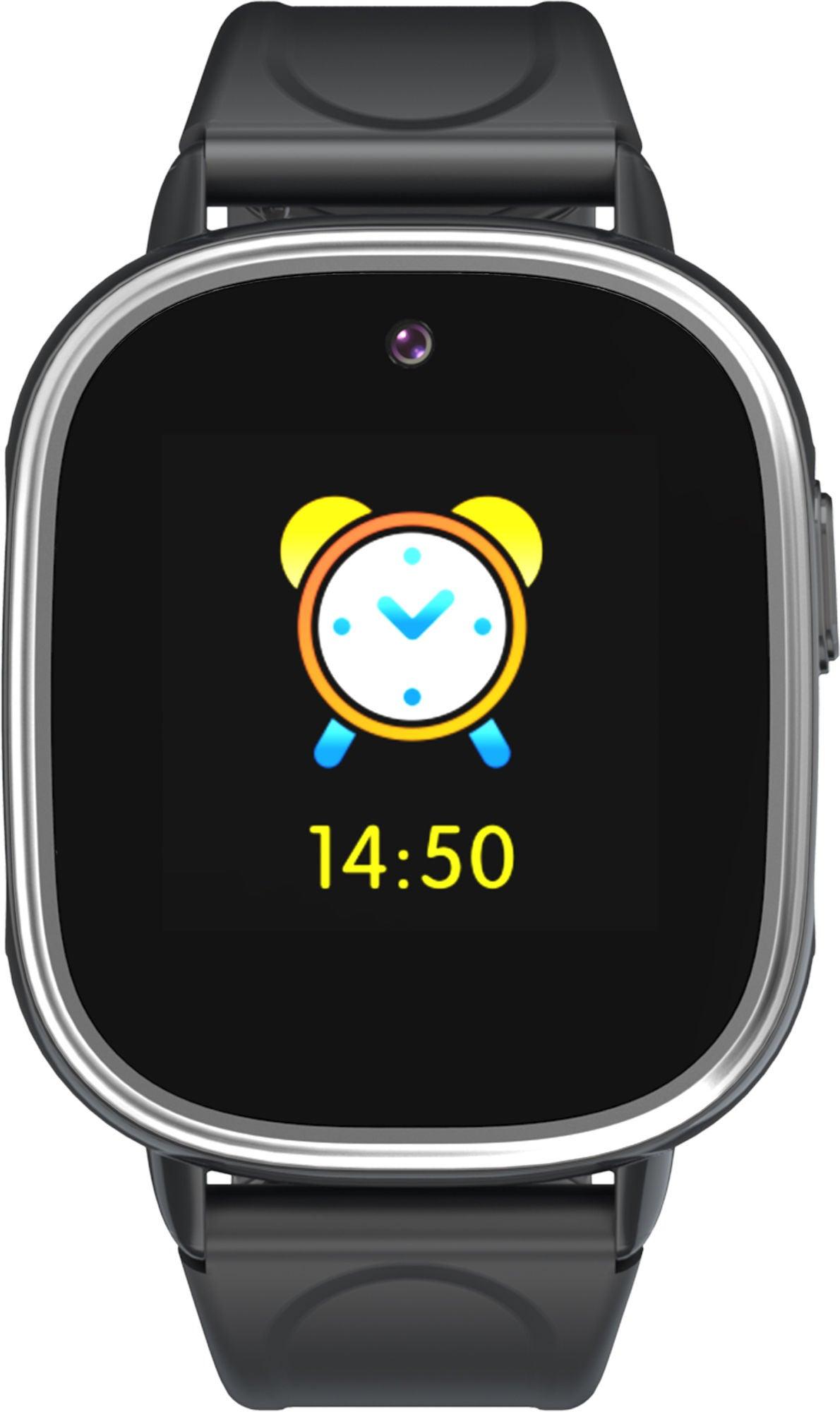 Cmee 2C GPS-klocka, Svart