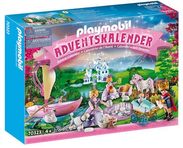Playmobil 70323 Adventskalender Kunglig Picknick
