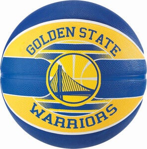 Spalding Basketboll NBA Team Ball Golden State