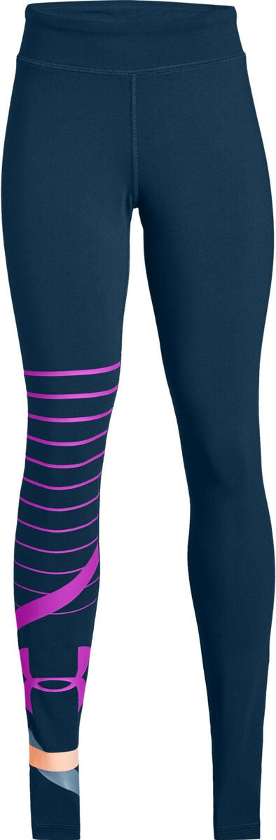 Under Armour Finale Knit Legging, Techno Teal
