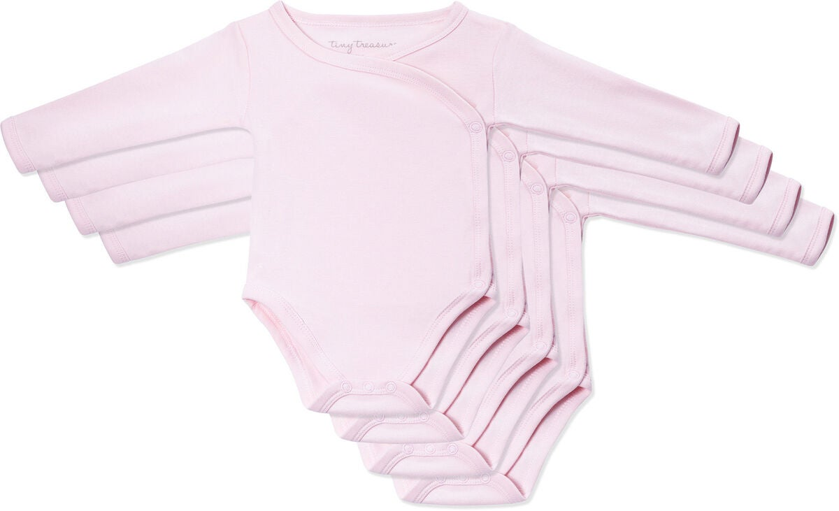Tiny Treasure Alexie Body 4-Pack, Pink