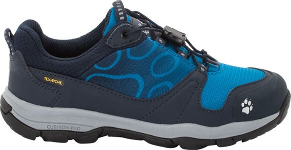 Jack Wolfskin Akka Texapore Low Sneaker, Night Blue 33