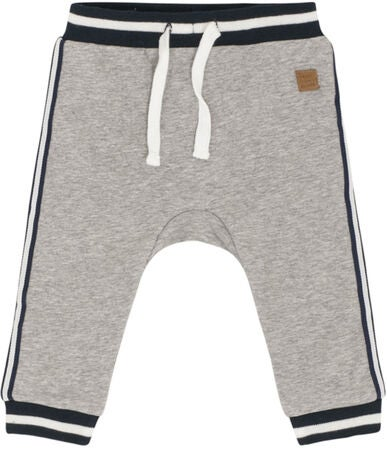 Hust & Claire Gerry Jogging Trousers, Light grey Melange