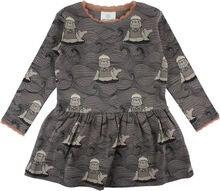 Hust & Claire Klänning Dollie Gul Babyklänningar