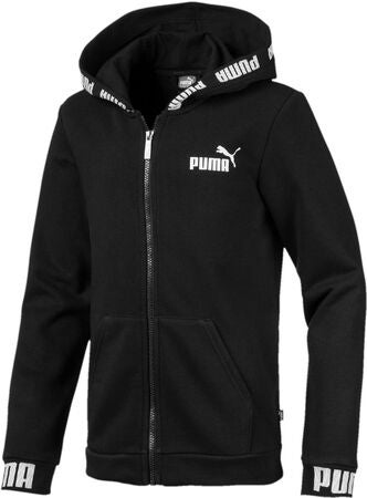 Puma Amplified Hoodie, Black