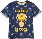Brandman Sam T-Shirt, Navy
