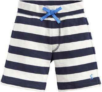 Tom Joule Shorts, Cream Navy Stripe