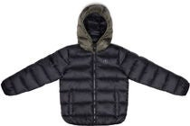 Champion Kids Hooded Vinterjacka, Black Beauty