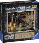 Ravensburger Pussel Escape 6 Knight's Castle 759 Bitar