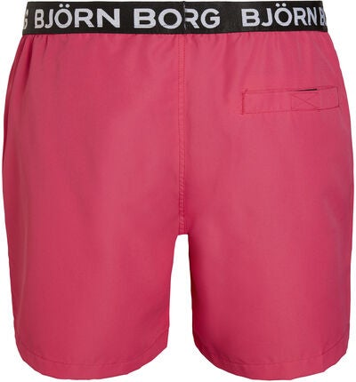 Björn Borg Keith Shorts, Beetroot Purple