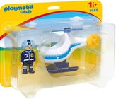 Playmobil 9383 Polishelikopter