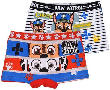 Paw Patrol Kalsong 2-pack,