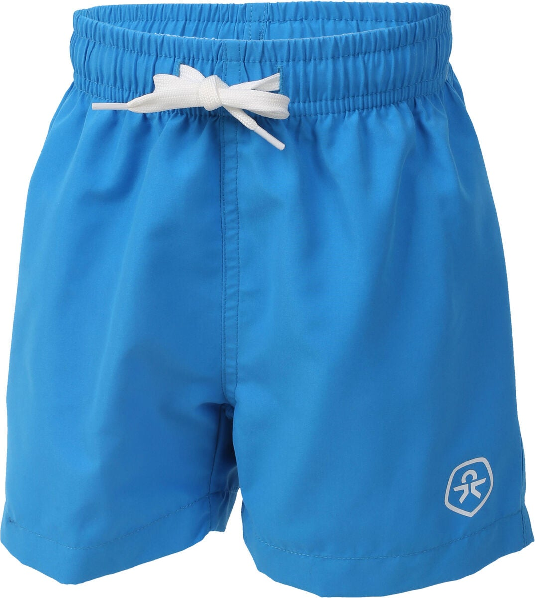 Color Kids Bungo Strandshorts, Blue Aster