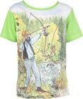Pettson & Findus T-Shirt, Green