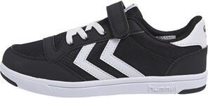 Hummel Stadil Ripstop Low Jr Sneaker, Black