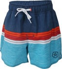 Color Kids Eark Strandshorts, Crystal Teal