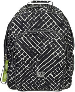 Ticket To Heaven Teenager Ryggsäck 20L, Jet Black/Black