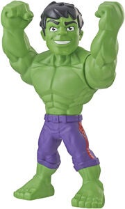 Marvel Super Hero Adventures Mega Mighties Figur Hulk