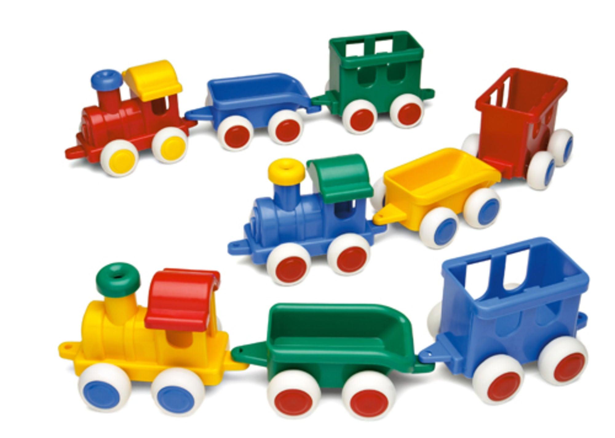 Viking Toys Tåg Knubbisar