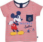Disney Musse Pigg T-Shirt, Red