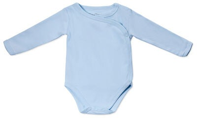 Tiny Treasure Alexie Body 4-pack, Baby Blue