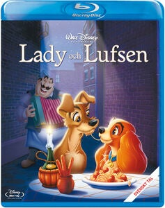 Disney Lady & Lufsen Blu-Ray