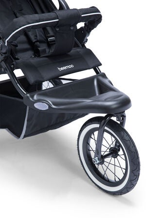 Beemoo Sport City Joggingvagn, Black