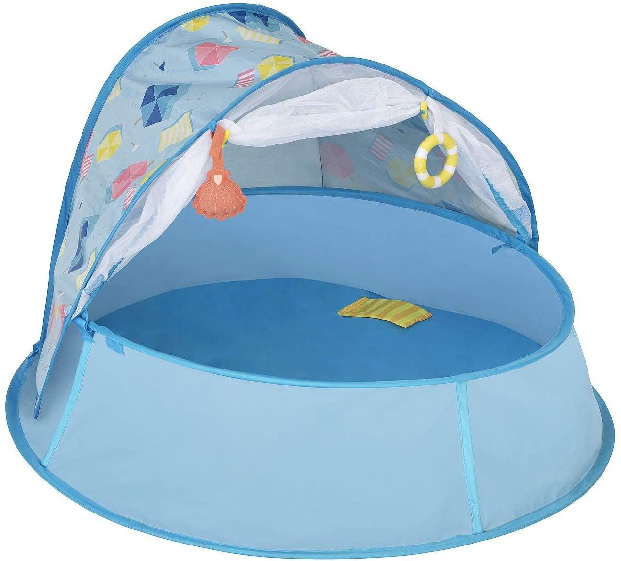 Babymoov Aquani Anti UV-tält, Blue