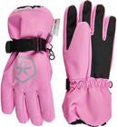 Color Kids Handske, Fuchsia Pink