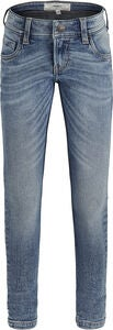 PRODUKT Skinny Jeans A-112, Light Blue Denim