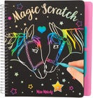 Miss Melody Magic Scratch Bok