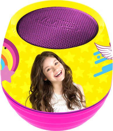 Disney Soy Luna Högtalare Bluetooth Med LED