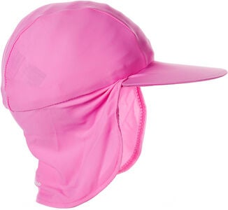 Smiling Shark UV-hatt, Pink
