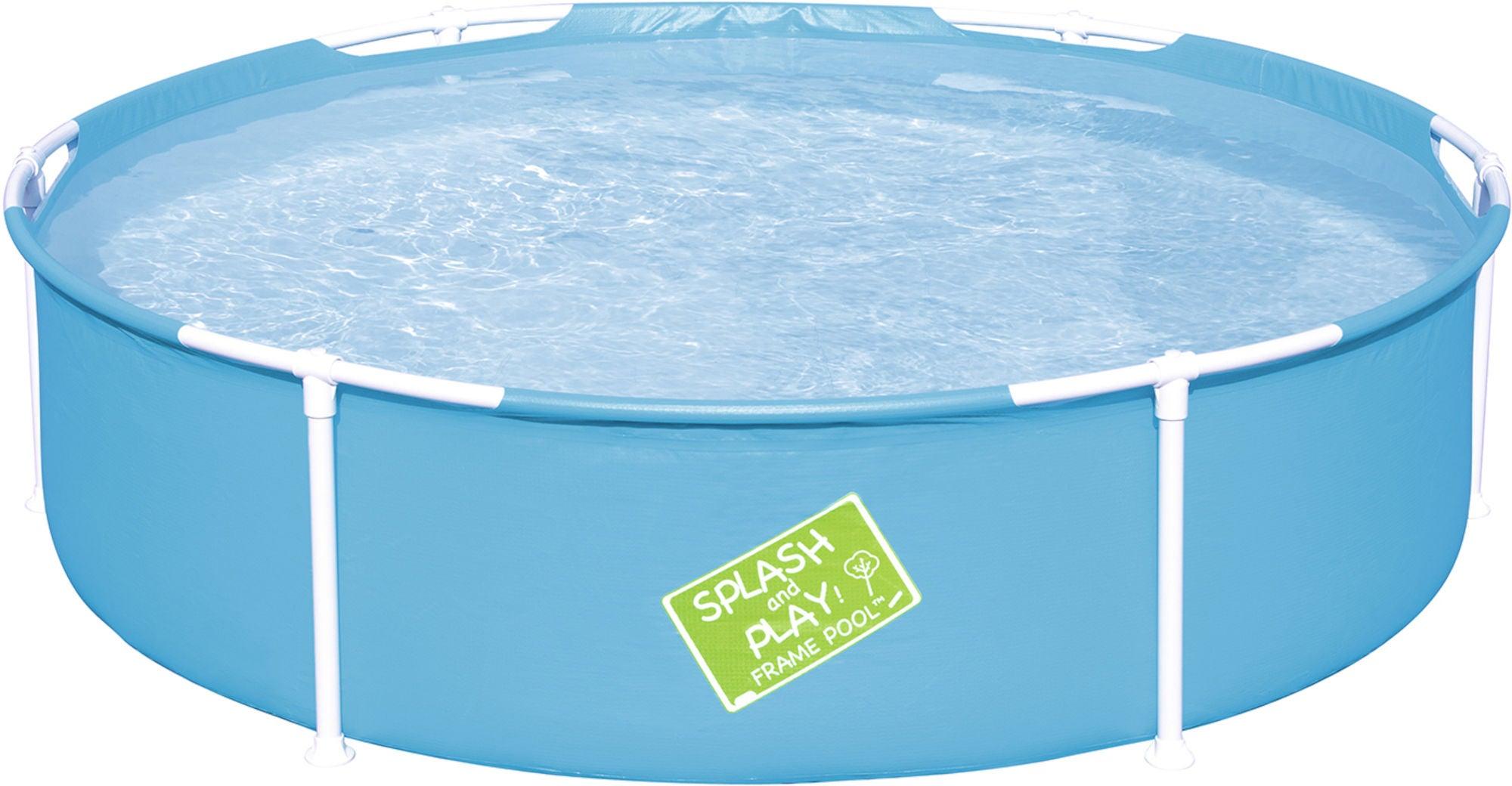 Bestway My First Frame Pool Barnpool Ø152