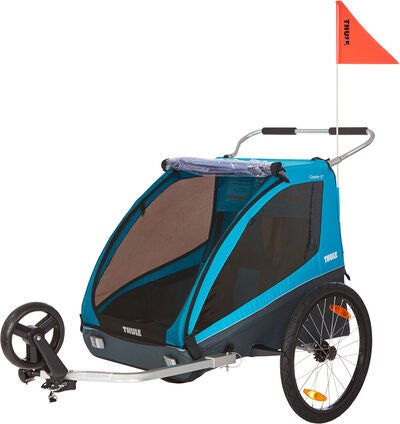Thule Cykelvagn Coaster XT, Blue