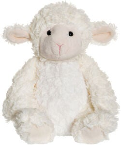 Teddykompaniet Softies Lamm Lilly