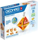Geomag Byggsats Classic Panels Green Line 35
