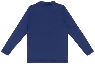 Hyperfied Running Neo Logo Sweater, Medieval Blue