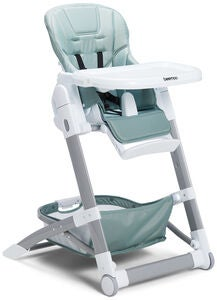 Beemoo Care Arcade Matstol, Mint Green