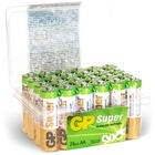 GP Batterier Super Alkaline AA 15A LR06 24-pack