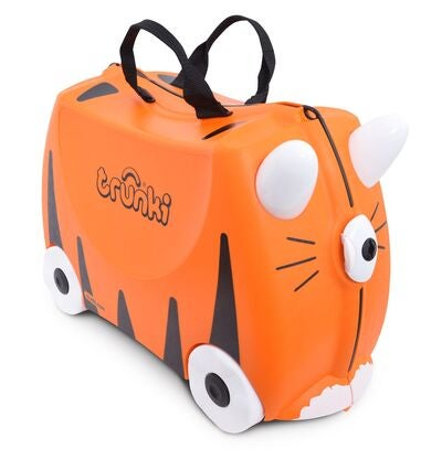 Trunki Tipu The Tiger Resväska 18L, Orange