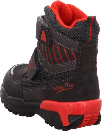 Superfit Culusuk GORE-TEX Känga, Grey/Red