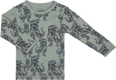 6c26a764bd3 Köp Petit By Sofie Schnoor Långärmad T-Shirt, Dino Print   Jollyroom