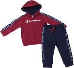 Champion Kids Hoodie och Byxa set, Biking Red