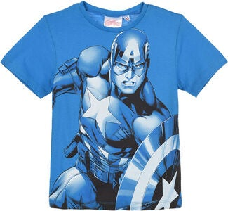 Marvel Avengers T-Shirt, Blue