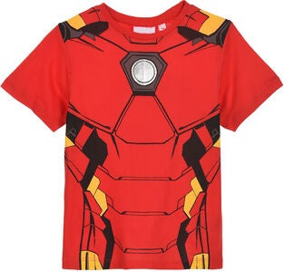Marvel Avengers T-Shirt, Red